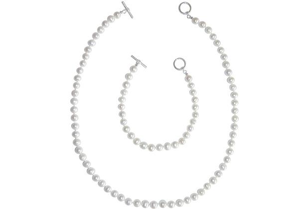 Roba Perlenkette u. Armband