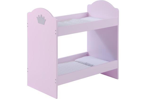 Roba Puppenetagenbett \'Prinzessin Sophie\'