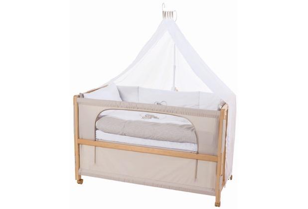 """Roba Room Bed \""""Liebhabär\"""", Holz natur"""