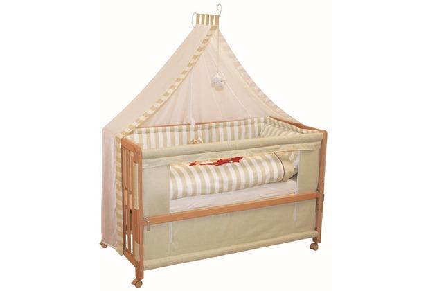 "Roba Room Bed \""Schnuffel\"", Holz natur"