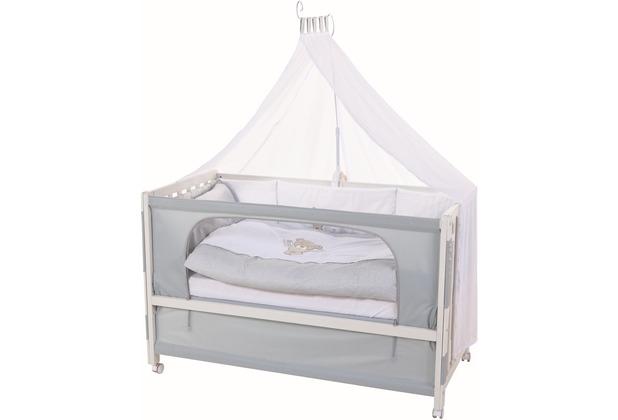 "Roba Room Bed \""Heartbreaker\"", weiß lackiert"