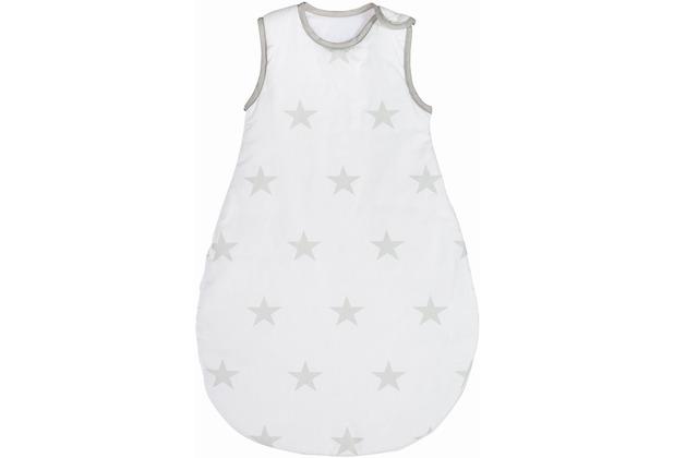 """Roba Schlafsack 70 cm \""""Little Stars\"""", weiß"""