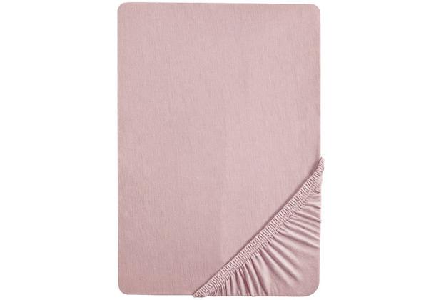 Roba Spannbettlaken Jersey, 45x90 cm und 40x90 cm Lil Planet rosa