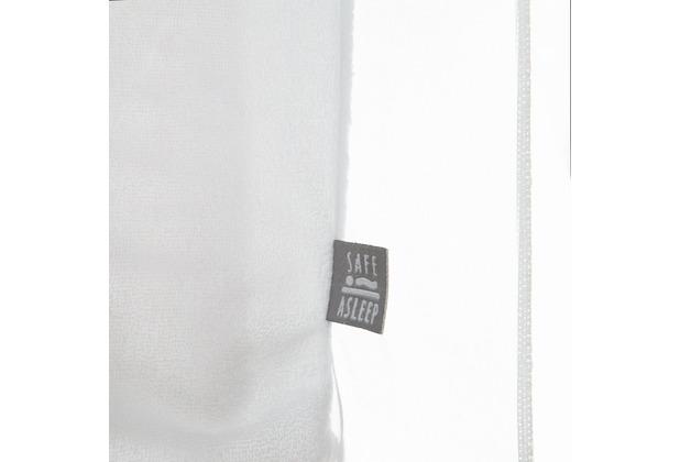 Roba Spannbettlaken mit Feuchtigkeitsschutz, 45x90 cm