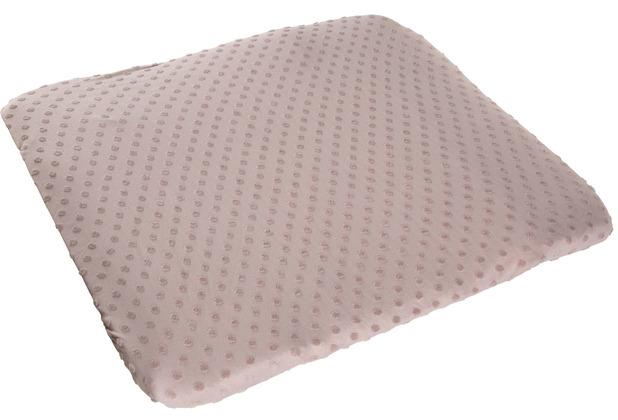 Roba Spannbezug für Wickelauflagen 75x85 cm Lil Planet rosa