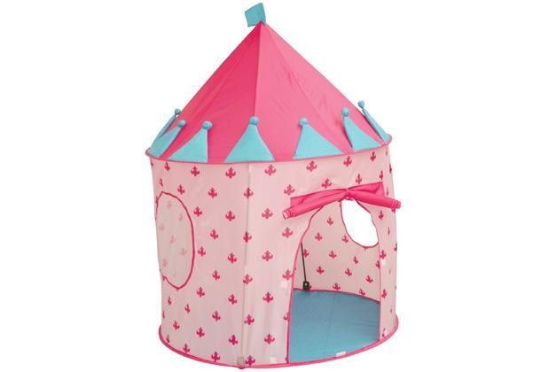 Roba Spielzelt rosa, 1 Tür, 2 Fenster, Tür-