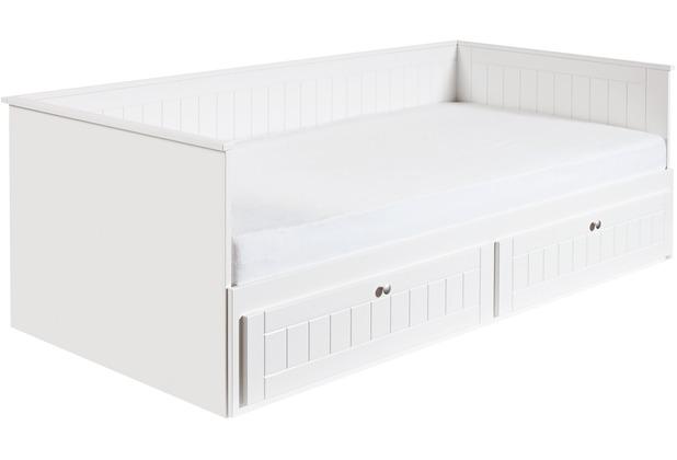 Roba Tagesbett, 90x200 cm, umbaubar bis 180x200 cm Dreamworld 3
