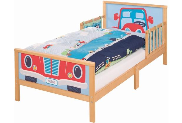 """Roba Toddler-Themen-Komplettbett \""""Car\"""""""
