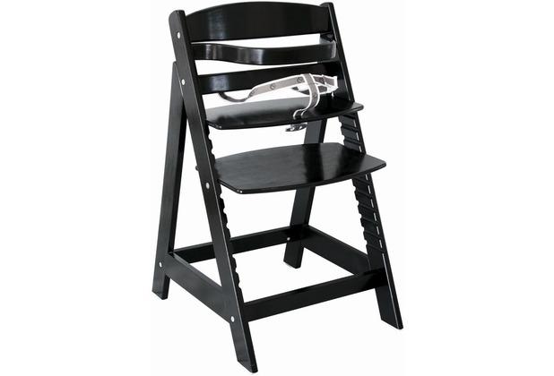 roba treppenhochstuhl sit up iii schwarz. Black Bedroom Furniture Sets. Home Design Ideas