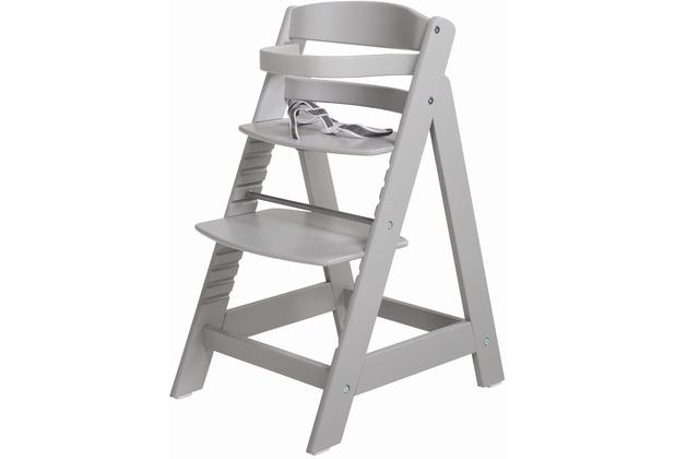"""Roba Treppenhochstuhl \""""Sit up III\"""", warm-grey"""