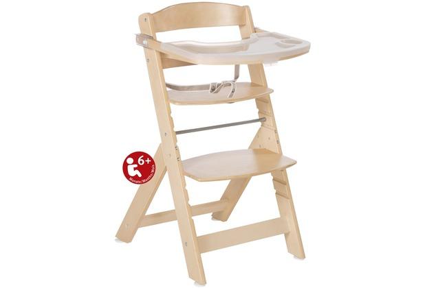 """Roba Treppenhochstuhl \""""Sit up Super Maxi\"""", natur"""