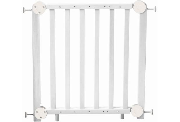Roba Türschutzgitter weiß lackiert groß