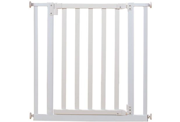 Roba Türschutzgitter Metall/Holz