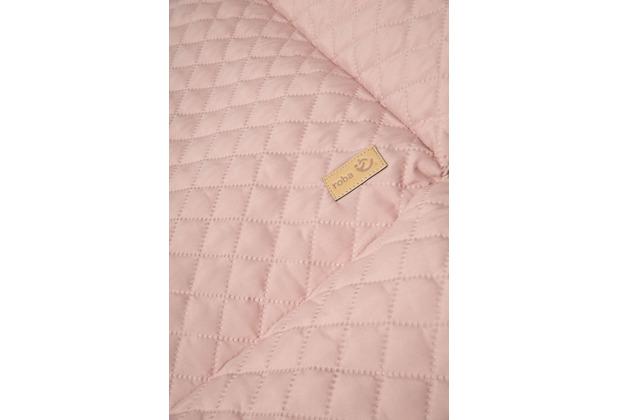 Roba Universal-Laufgittereinlage roba Style rosa