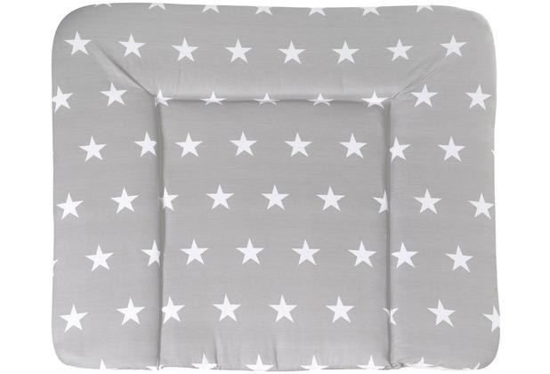 "Roba Wickelauflage \""Little Stars\"", grau"