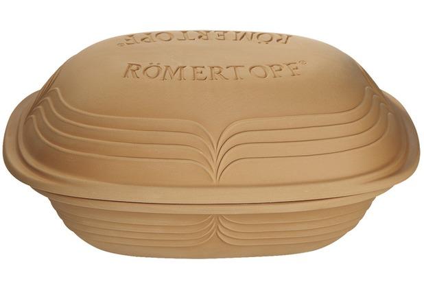 """Römertopf Römertopf \""""Modern Look\"""" 2,5 kg für 2-4 Personen, postsicher"""