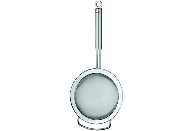RÖSLE  Rundgriff Küchensieb feinmaschig 16 cm