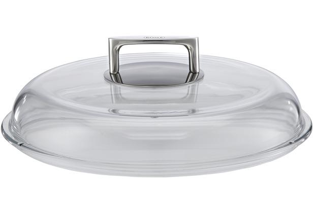RÖSLE Silence Borosilikat Glasdeckel Ø 28 cm