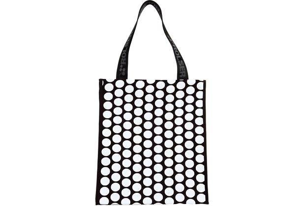 rolser shopping bag luna shb004 schwarz wei. Black Bedroom Furniture Sets. Home Design Ideas