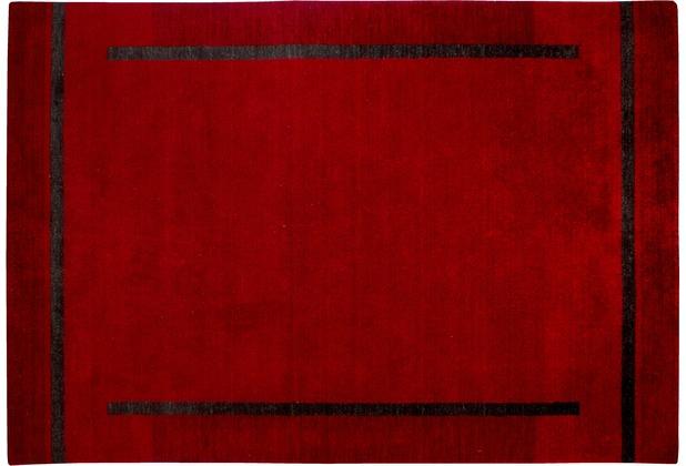 Luxor Living Gabbeh-Teppich Rosario rot 120 cm x 180 cm