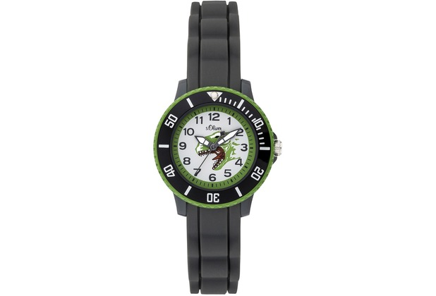 s.Oliver Kinderuhr SO-3763-PQ Kinder Armbanduhr mehrfarbig