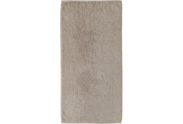 s.Oliver uni (Struktur) Handtuch sand 50x100 cm