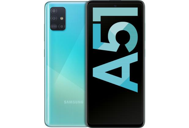 Samsung A515F Galaxy A51 128 GB (Prism Crush Blue)