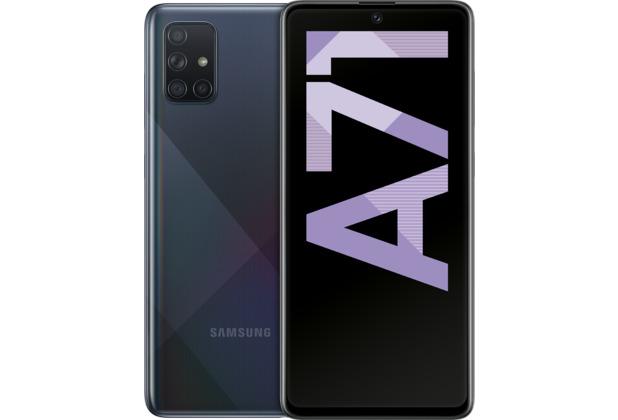 Samsung A715F Galaxy A71 128 GB (Prism Crush Black)