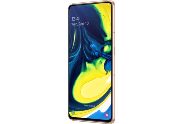 Samsung A805F Galaxy A80 128 GB (Angel Gold)