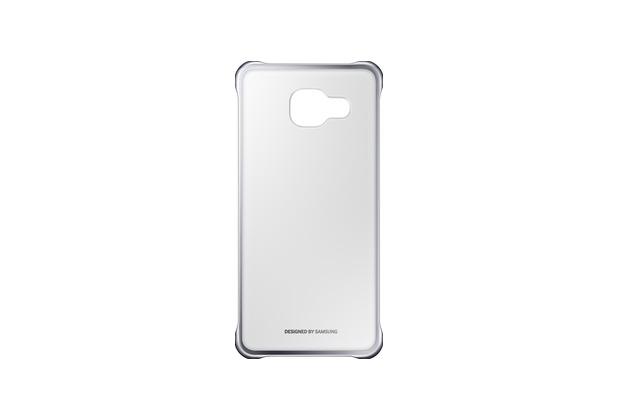Samsung Clear Cover EF-QA310 für Galaxy A3 (2016), Silber