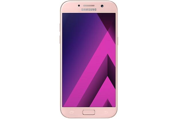Samsung Galaxy A5 (2017) - peach-cloud