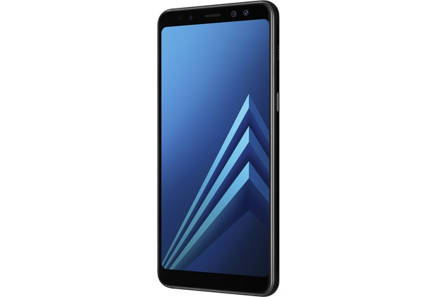 Samsung Galaxy A8 Enterprise Edition, schwarz