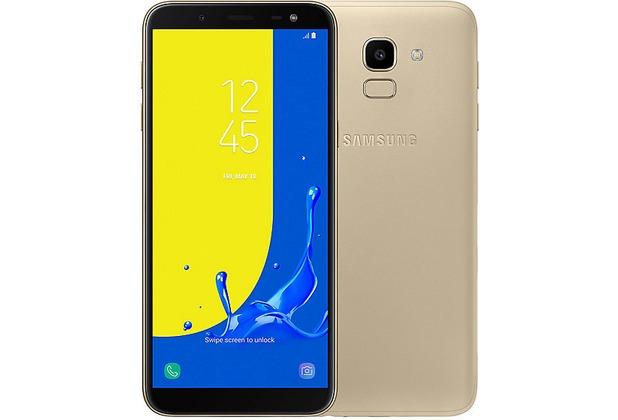 Samsung Galaxy J6, gold