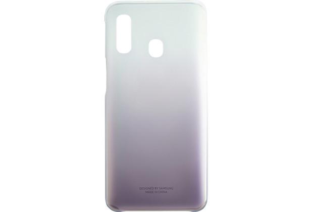 Samsung Gradation Cover Galaxy A40, black