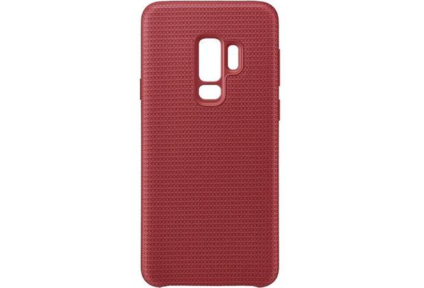 Samsung HyperKnit Cover G960F für Galaxy S9, red