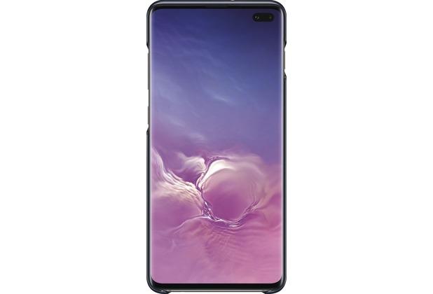 Samsung LED Cover Galaxy S10+, black