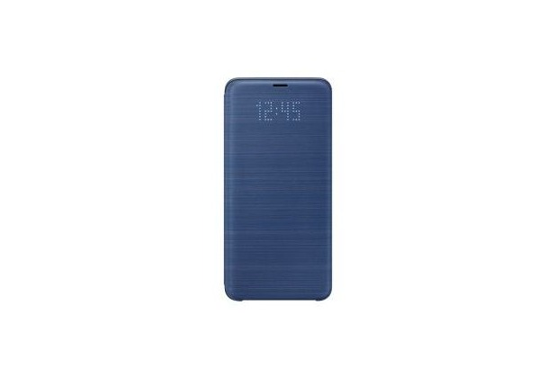 Samsung LED View Cover G965F für Galaxy S9+, blue