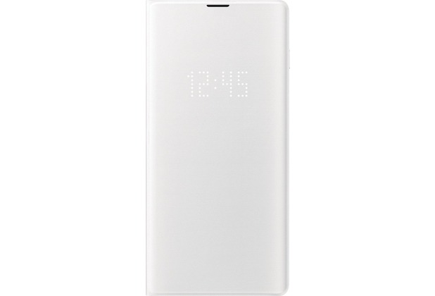 Samsung LED View Cover Galaxy S10+, white