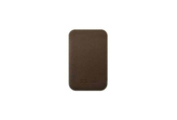 Samsung Ledertasche EFC-1E1L für Galaxy Note, braun