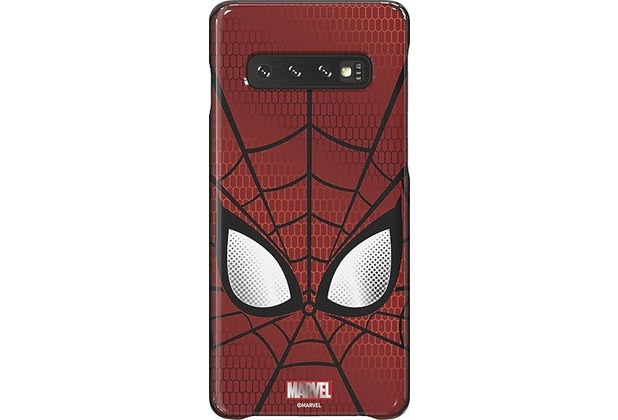Samsung Marvel Cover \'\'Spider-Man\'\' Galaxy S10