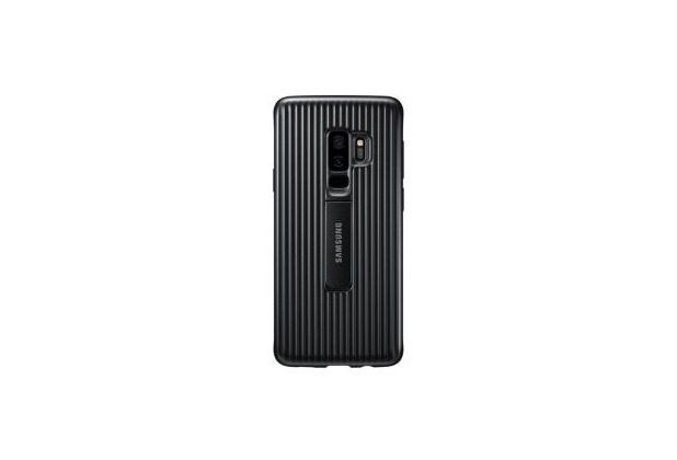 Samsung Protective Standing Cover G965F für Galaxy S9+, black