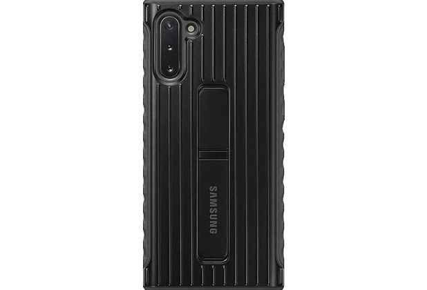 Samsung Protective Standing Cover Galaxy Note 10 schwarz