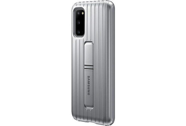 Samsung Protective Standing Cover Galaxy S20_SM-G980, silver