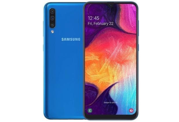 Samsung Galaxy A50 Dual Sim 128GB blue, SM-A505F