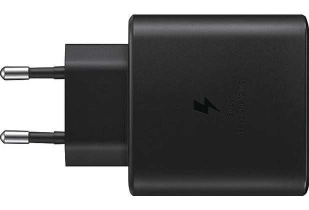 Samsung Schnellladegerät 45W, USB Typ C, black