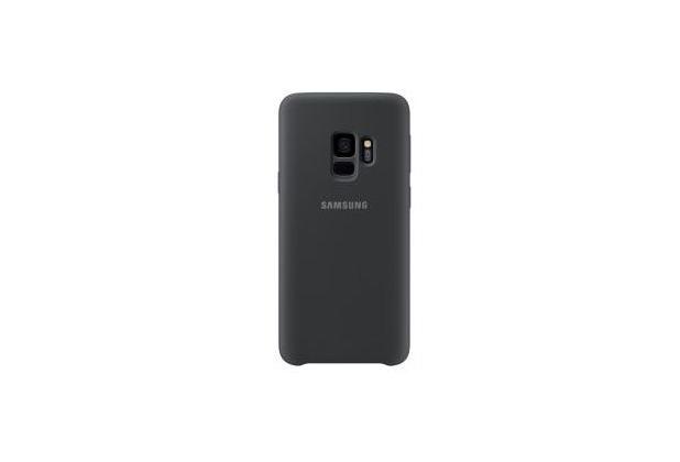 Samsung Silicone Cover G960F für Galaxy S9, black