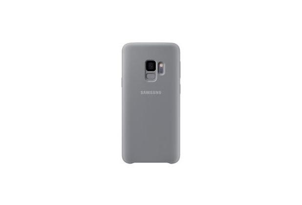 Samsung Silicone Cover G960F für Galaxy S9, gray