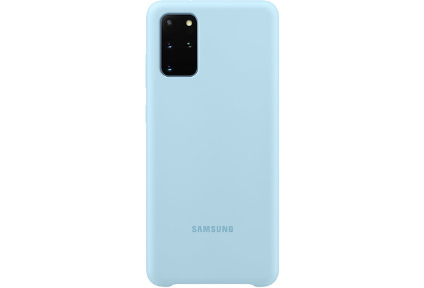 Samsung Silicone Cover Galaxy S20+_SM-G985, sky blue