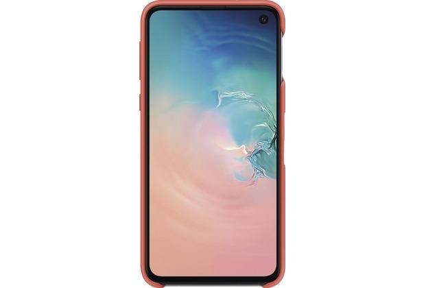 Samsung Silicone Cover Galaxy S10e, berry pink