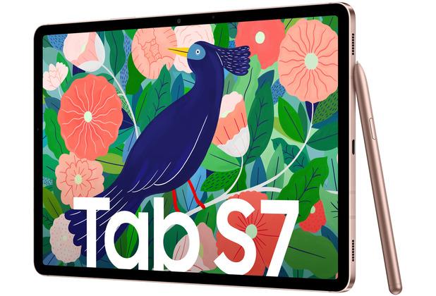 Samsung T870N Galaxy Tab S7 128 GB Wi-Fi (Mystic Bronze)